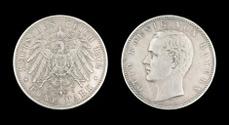 5-Mark-Coin, German Empire, 1902