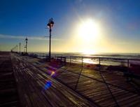 Empty Boardwalk