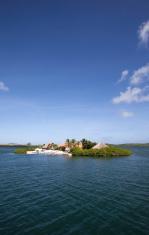 Paradise Caribbean Island