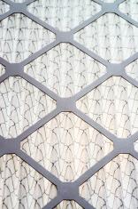 Clean furnace air filter