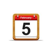 February 5.