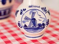 Delfts Blue small vase