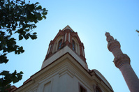 Saatli Mosque , Ayvalik, Balikesir