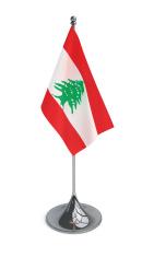Desktop Flag of Lebanon