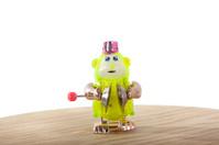 Cymbal Playing Monkey