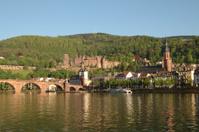 Old Heidelberg in late afternoon
