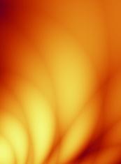 Image curtain abstract orange silk background