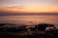 Sunset at Ko Si Chang.