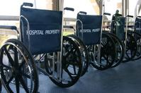 Wheelchairs Waiting