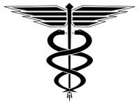 Caduceus Symbol (Mediacal)