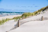 September Seaside Stroll
