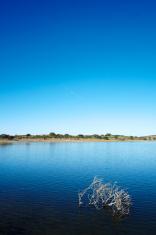 Alqueva Dam in Alentejo