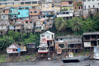 Favelas Outside Manaus