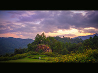 Landscape Houy Namdang Thailand