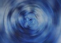 Blue Circular Blur