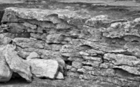 Glacial shale deposits