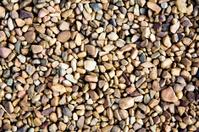 Multicolor gravel