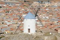 Windmills in La Mancha