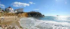 Strand in Benidorm - Spanien