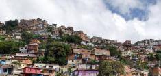 Venezuela houses in poor districts