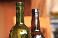 Bottle landscape