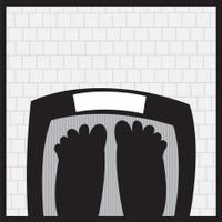 Weight Scale - Diet, bathroom