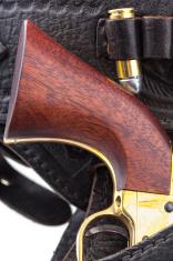 Colt Revolver Close-up