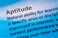 Definition of the word Aptitude