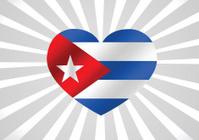 Cuba flag  themes idea