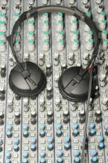 Mixer music mix headphones