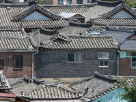 korean roofs