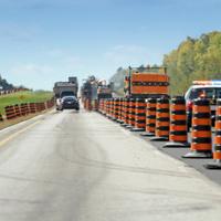 Single Lane Traffic