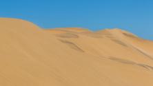 Namib Desert near Swakopmund in Namibia