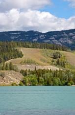 Grey Mountain Vertical