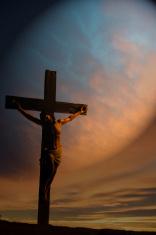 Crucifix on Good Friday