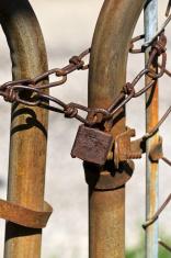 Rusted Lock