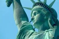 Statue of Liberty - up close