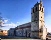Matriz church of Vila do Conde
