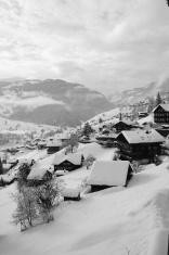 Winter in Grindelwald - Switzerland
