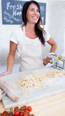 Small Business Woman Pasta Maker