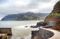 Porto da Cruz, Madeira.