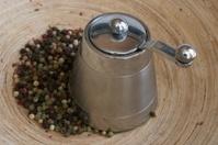 four colour pepper