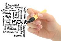 movie word cloud