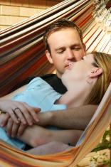 Couple Series: tender moment