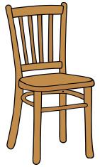 Cartoon Chair Stock Vector Freeimages Com