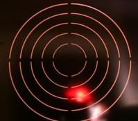 black target