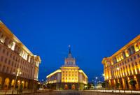 City centre of Sofia