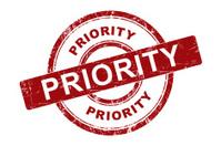 Priority Symbol