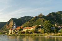stiftbasilika at dustein city of austria