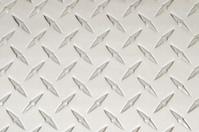 Diamond Plate Metal Background